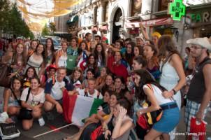 Ifjúsági Világtalálkozó Madrid - Magyar Görögkatolikus csoport